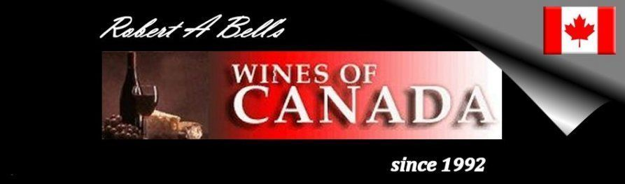 Robert Bell's Wines of Canada
