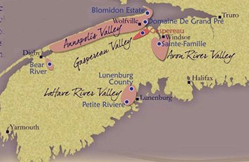 Wines Of Canada Nova Scotia