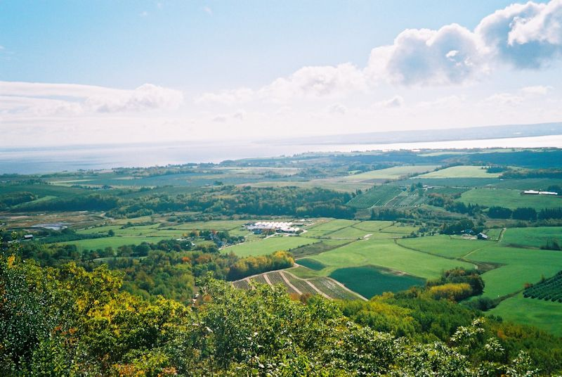 Nova Scotia's Annapolis Valley