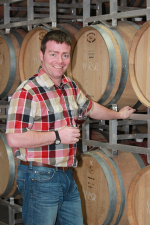 Andrew Shillington ~ Winemaker The View
