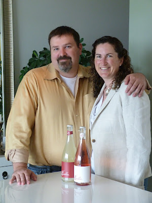 Bella Wines partners Jay Drysdale and Wendy Rose