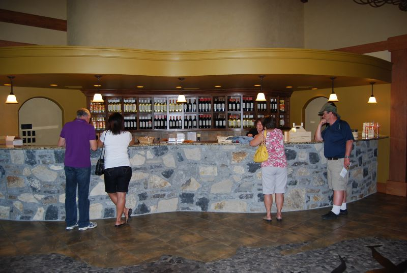 Hester Creek Winery - photo by Bob Belll