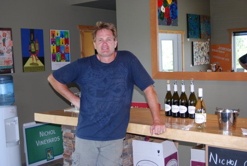 Ross Hackworth winemaker